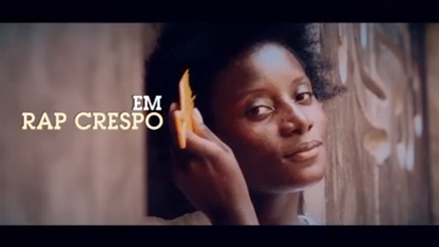 """O rapper angolano MCK lança o clipe """"Rap Crespo"""", valorizando a beleza do cabelo AFRO."""