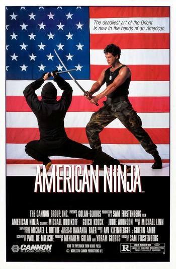 Watch Now BluRay Rip 720p American Ninja (1985)