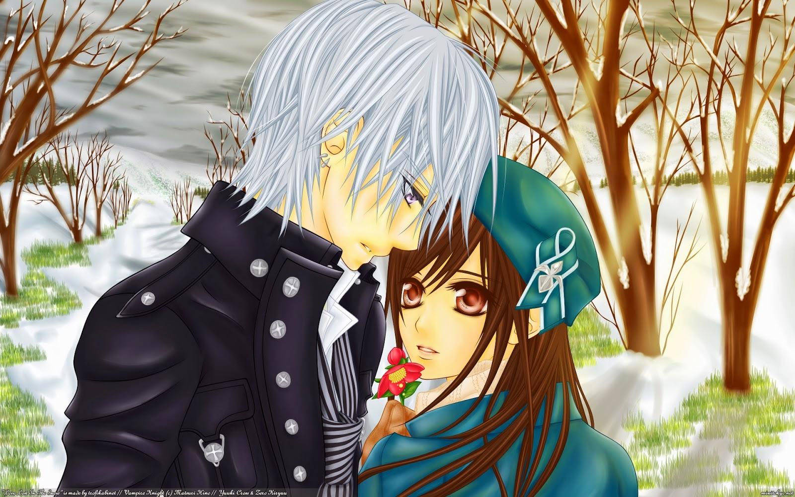 ảnh nền anime love tuyệt đẹp
