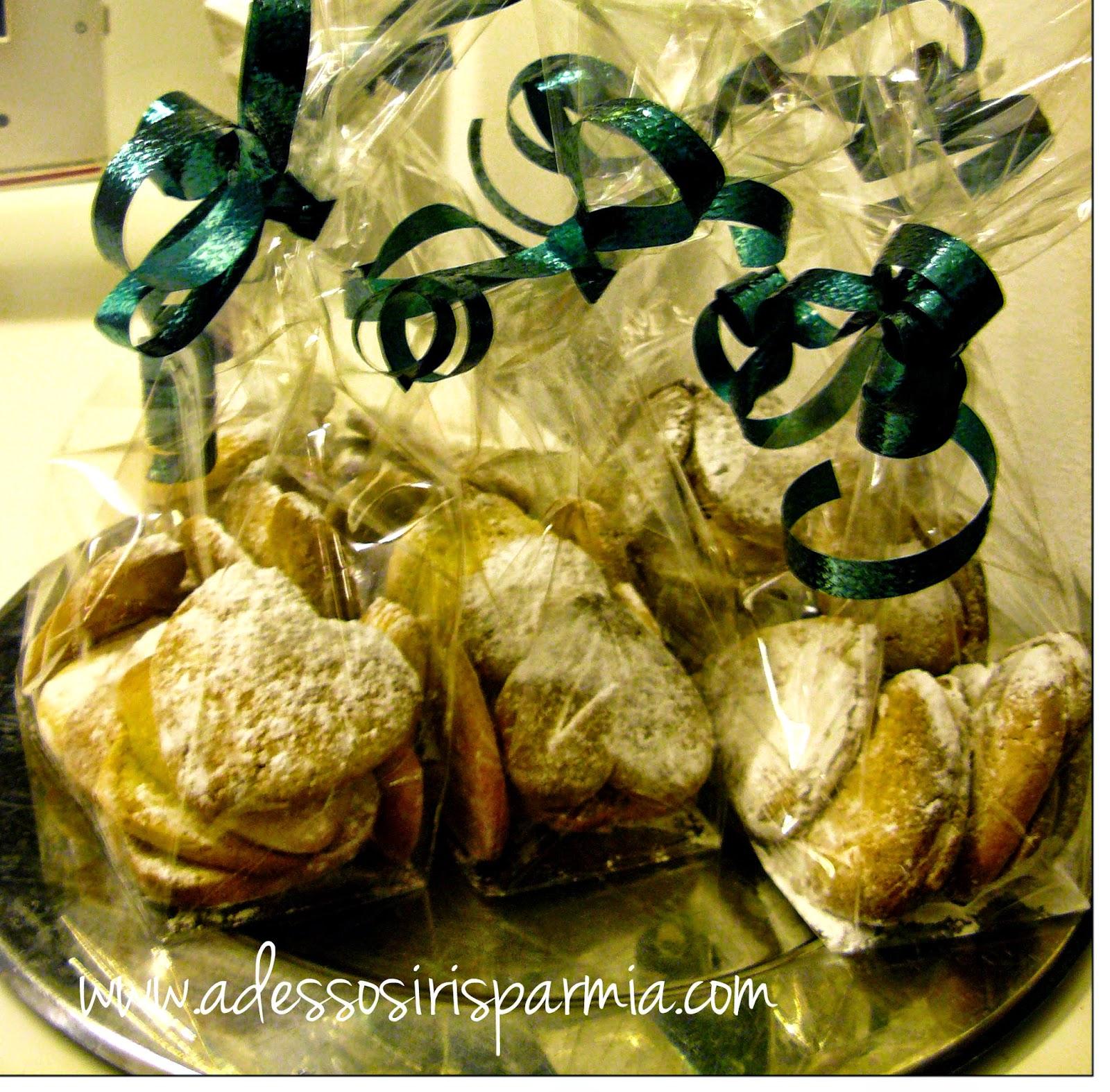 biscotti al burro con un dolce aroma di limone