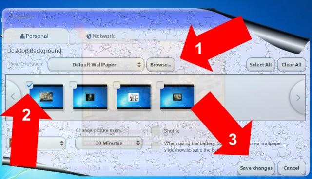 Colocar papel de parede no windows 7 starter insides tecnologia