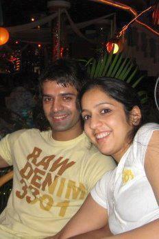 Arnav Singh Raizada ASR ,Barun Sobti wife Pashmeen manchanda  photoes