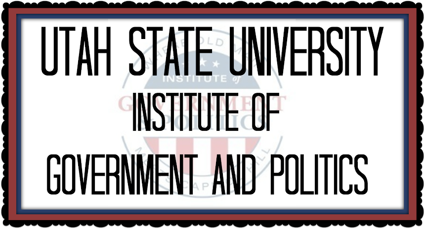 USU Institute of Government and Politics (Blog)