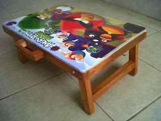 Meja Lipat Anak Murah