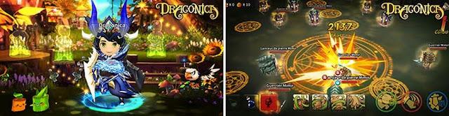 Dragonica arrive sur mobiles et tablettes !