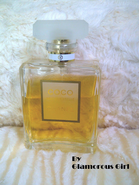 Coco Mademoiselle Chanel perfumes
