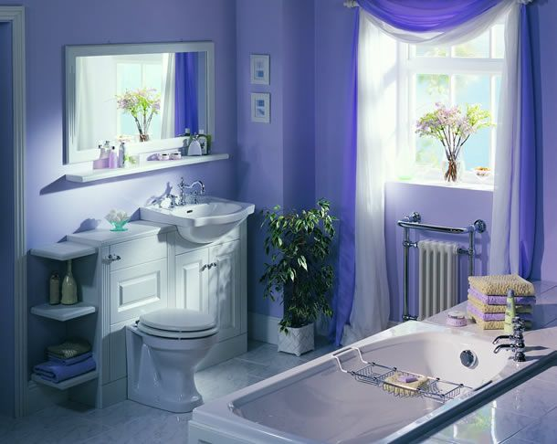 Wallpaper of most beautiful bathroom designs in the world for Pretty bathrooms
