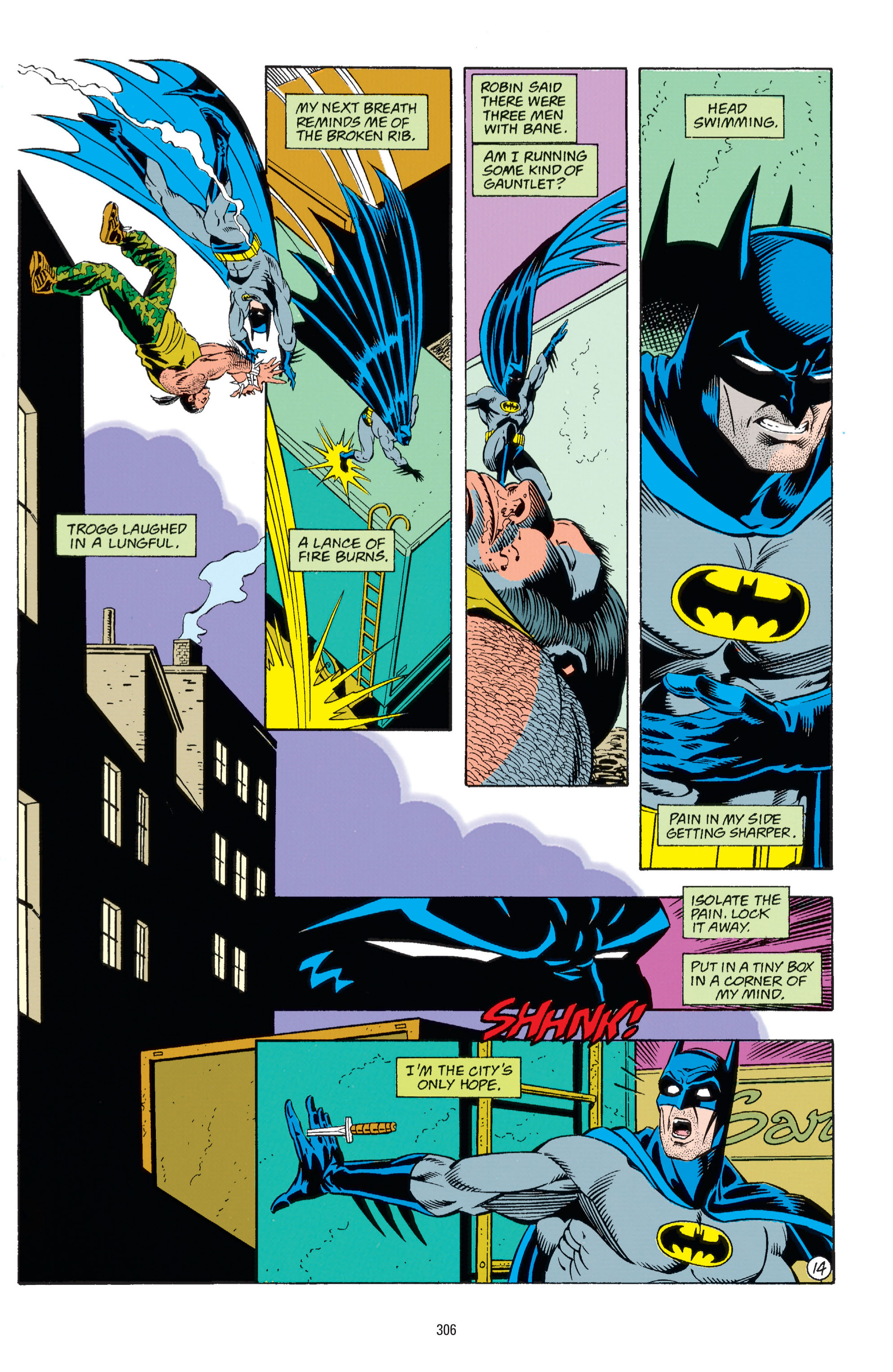 Detective Comics (1937) Issue #663 Page 15