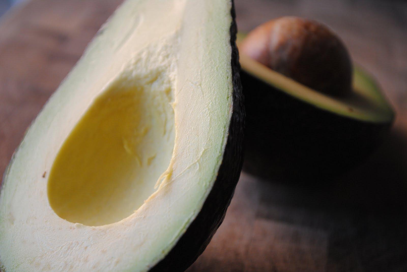 how to make avocado pie