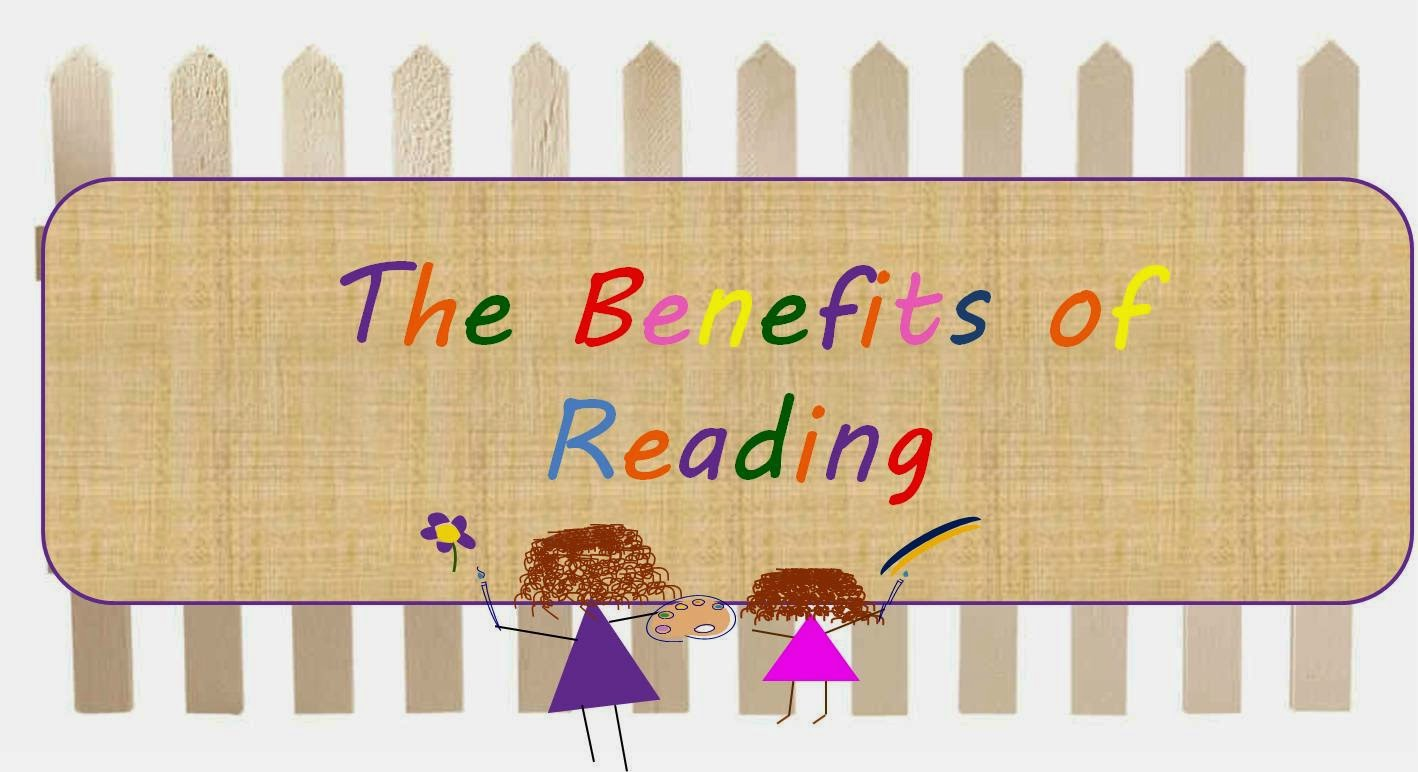 books and the benefits of reading Reading is vital for developing literacy, a good vocabulary and a vivid imagination but with increasingly interactive electronic books that enable independent reading from a younger and younger age, we may be losing sight of the value of reading not only with, but also to our kids.