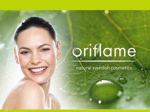 ¿Quieres adquirir los productos de Oriflame?