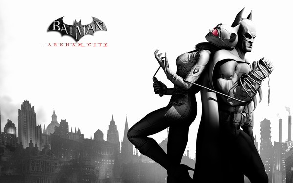 Batman Arkham City Game Wallpaper HD Widescreen