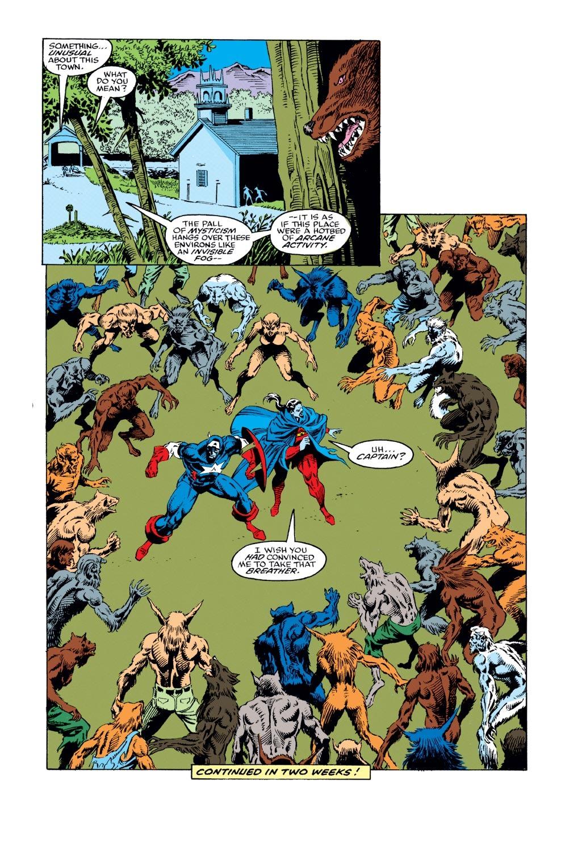 Captain America (1968) Issue #403 #352 - English 18