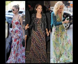 vestido longo para baixinhas - dicas, fotos e modelos