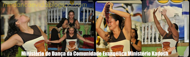 MINISTÉRIO DANÇA E VIDA