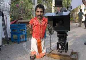 Ajay Kumar Manusia Terpendek di Dunia