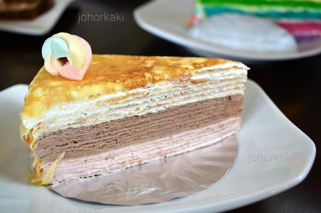 Millie-Crepe-Cake-J-Maison-Café-Kulai-Johor
