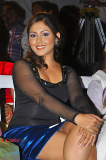 Madhushalini Latest  Pictures at Park Telugu Movie Audio Launch  0013.jpg