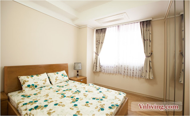 Bedrooms in Imperia apartment