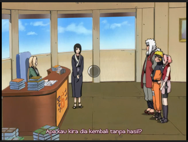 """Naruto Episode 2 """"Mulai bergerak"""""""