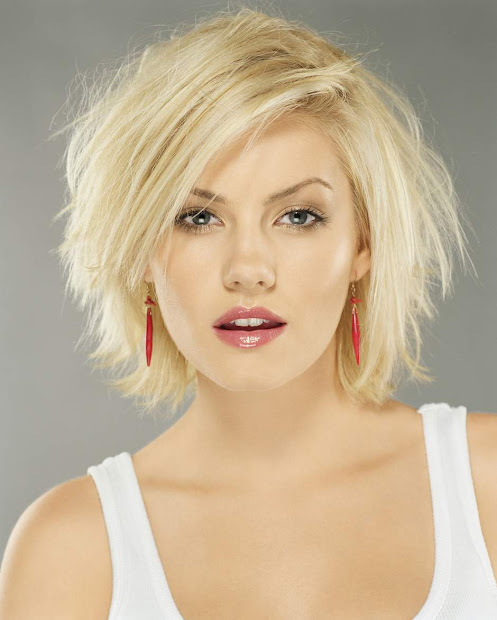 celebrity short messy curly hairstyles