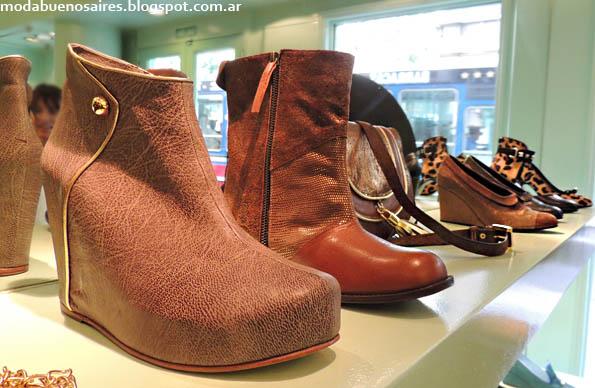 Botas y zapatos Gretaflora invierno 2013