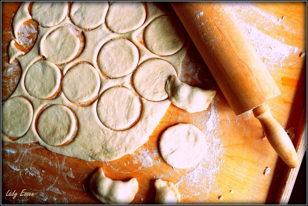 Ciasto na pierogi (z jajkiem)