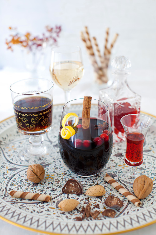 Mulled wine perfect drink for a holiday season at cooking melangery - Make perfect mulled wine ...