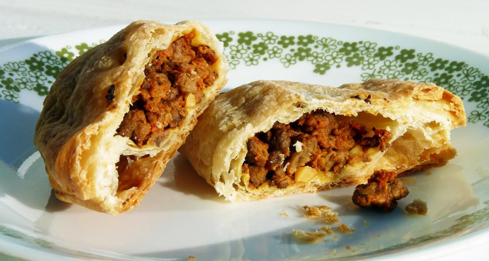 Libra Loves: Easy Beef-less Empanadas for Brunch