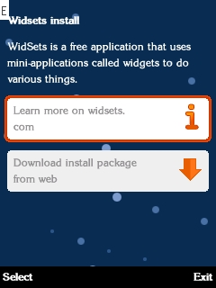 Widsets install 240x320.jar