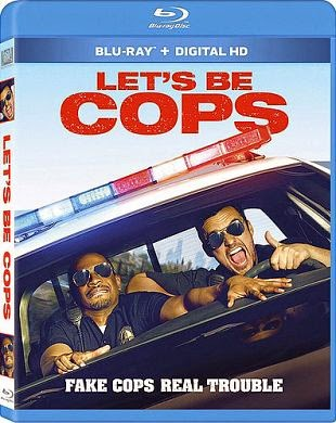 Let's Be Cops 2014 720p BluRay 800mb YIFY MP4