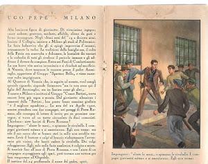 """libretto della seria """"Bibliotechina delle lane Marzotto"""""""