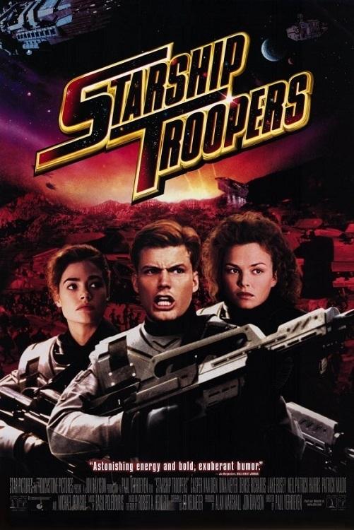 Nhện Khổng Lồ - Starship Troopers - 1997