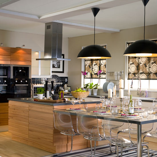 kitchen island lighting ideas kitchen lighting ideas for a beautiful. Black Bedroom Furniture Sets. Home Design Ideas