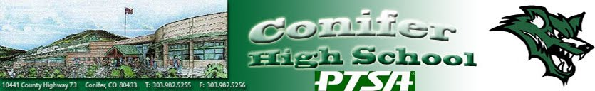 Conifer High School PTSA