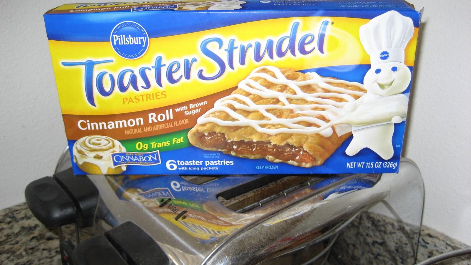 ... }: Cinnamon Toaster Strudel with Brown Sugar and Cinnabon Cinnamon