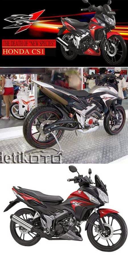 Honda CS1 Stop Produksi