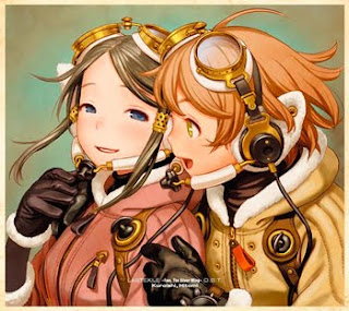 Last Exile Ginyoku no Fam Original Soundtrack