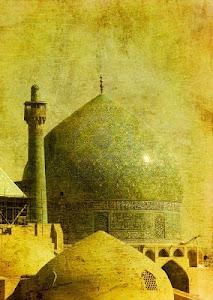 Mezquita de Isfahán (Irán)