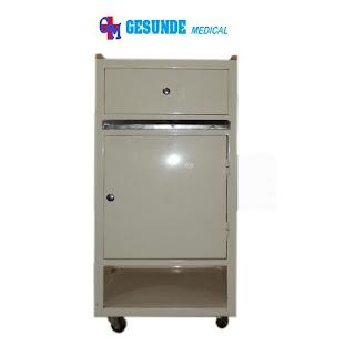 bedside cabinet besi