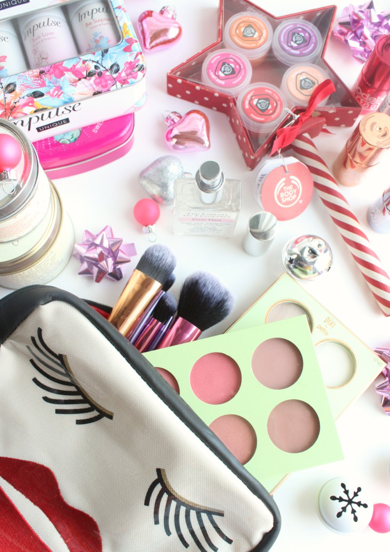 Teen Beauty Festive Gift Guide