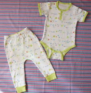Боди и штанишки для мальчика
