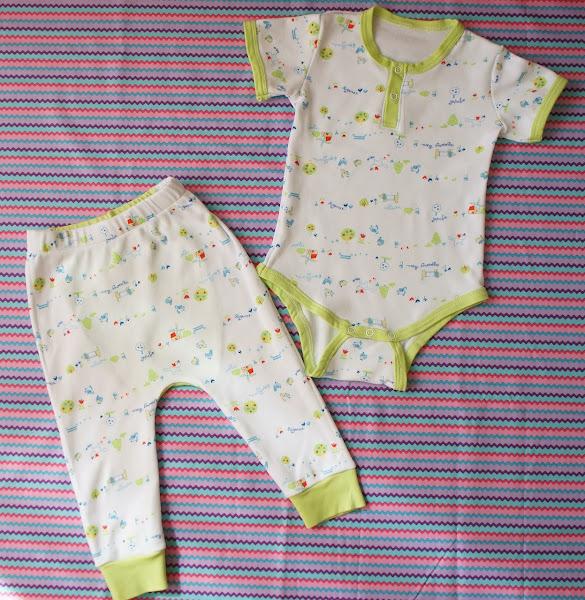 Боди и штанишки для мальчика 74 размер