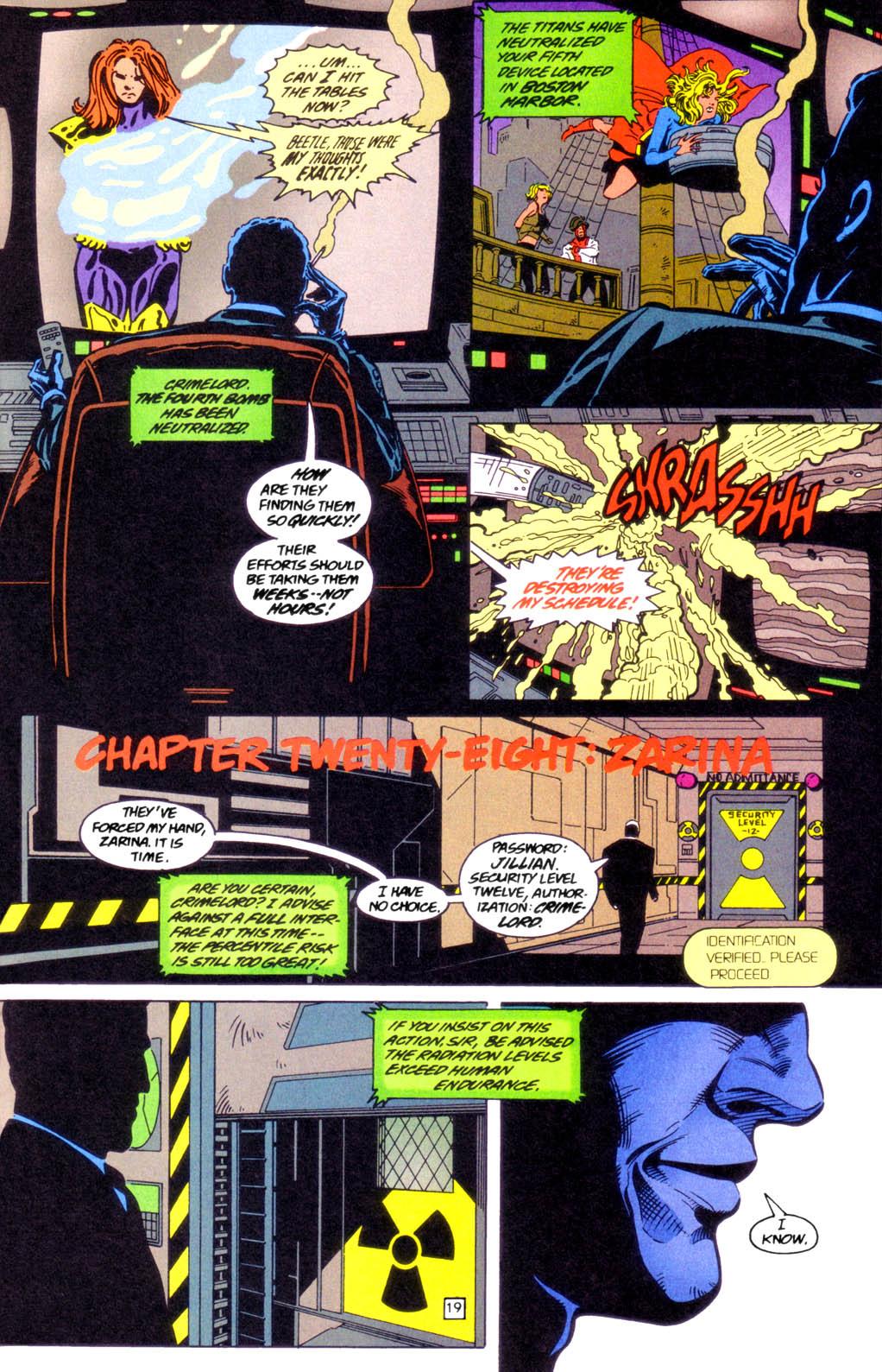Deathstroke (1991) Issue #49 #54 - English 19