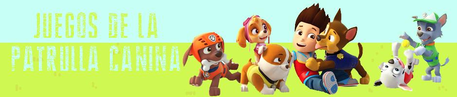 juegos de la Patrulla Canina
