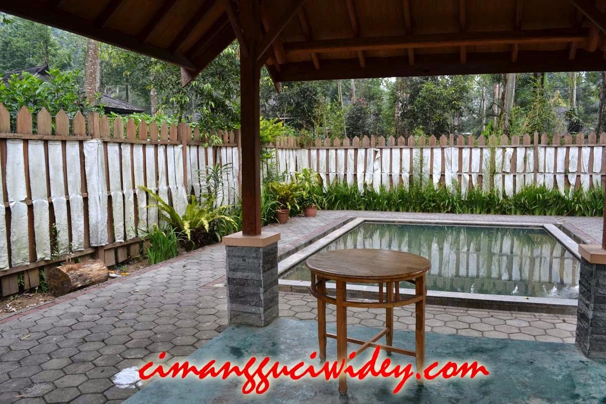 Fasilitas Cimanggu Ciwidey Resort