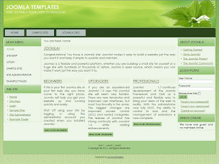 joomla 2.5 templates