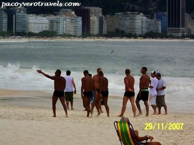 Rio de Janeiro en tres dias