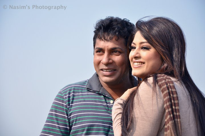 Musharof karim and Moushumi