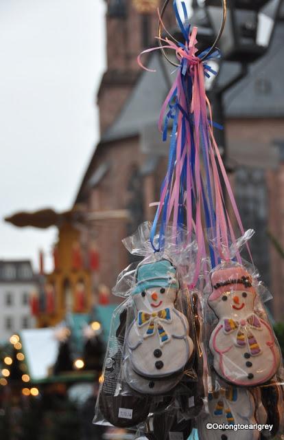Lebkuchen, Heidelberg Christmas Market 2015